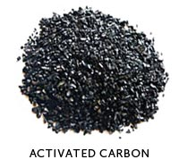 Aquarium Chemical Filtration - Activate Carbon