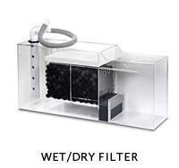 Wet/Dry Filter